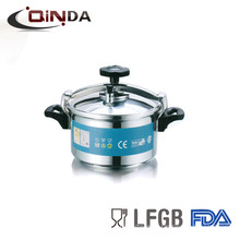 hot sale aluminum commercial pressure cooker
